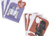 Paper Bag Valentine Card Holder Amazon Com Hallmark Star Wars Valentines Day Cards