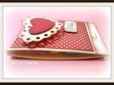 Paper Bag Valentine Card Holder Let It Wobble Tuesday Episode 12 with Images Valentines