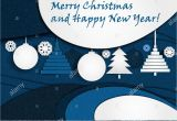 Paper Card Happy New Year Vector Illustration In Paper Cut Style Greeting Card with