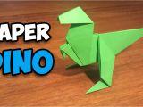 Paper Card Kaise Banaya Jata Hai How to Make An Easy origami Dinosaur