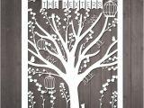 Paper Cut Family Tree Template Family Tree Papercut Selbermachen Personalisierte Stammbaum