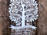 Paper Cut Family Tree Template Sas Creative New Family Tree Papercut Design