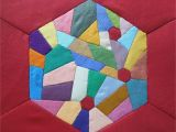 Paper Hexagon Templates for Patchwork Patchwork Paper Templates Hexagon Patterns