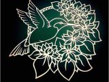 Paper Hummingbird Template 1127 Best Images About Paper Cutting On Pinterest Paper