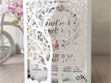 Paper Inserts for Card Making 30pcs Lot Chic Tree Laser Cut Wedding Invitation Card Greeting Card Design Shimmer Pearl Paper Craft Wedding Party Decoration