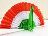 Paper Ka Card Kaise Banaye Diy Paper Peacock origami Peacock Diy Independence Day Decor Republic Day Craft