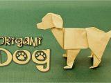 Paper Ka Card Kaise Banaye origami Dog Tutorial Labrador Steven Casey