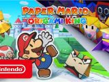 Paper Mario Color Splash Card Slots Nintendo Switch Archives Critica Logos