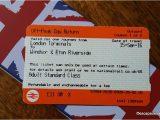 Paper One Day Travel Card Transport & Déplacement à Londres La Travelcard