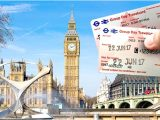 Paper One Day Travel Card Travelcard