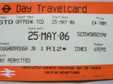 Paper One Day Travel Card Travelcard Simple English the Free Encyclopedia