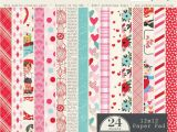 Paper Pads for Card Making Authentique 12×12 Paper Pad Lovestruck Lvs012 Craftlines