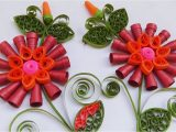 Paper Quilling New Year Card Quilling Happy New Year In 2016 Greeting Cards