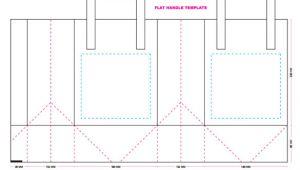 Paperbag Template 16 Awsome Paper Bag Templates Psd Mockups Free