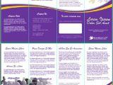 Parallel Fold Brochure Template Double Parallel Fold Brochure Action Script Tabloid