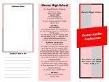 Parent Brochure Templates 8 Best Images Of Parents as Teachers Brochure Family