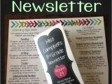 Parent Brochure Templates Best 25 Classroom Newsletter Template Ideas On Pinterest