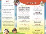 Parent Brochure Templates Valley Christian Preschool Download Our Brochure