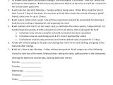 Parent Child Behavior Contract Template Sample Behavior Contract 11 Examples In Pdf Word