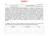 Parent Child Contract Templates Free Download Parenting Agreement Templates 8 Free Pdf Documents