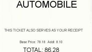 Parking Garage Receipt Template Parking Receipt Expressexpense Custom Receipt Maker