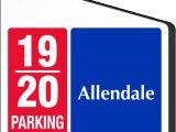 Parking Permit Templates Custom Parking Tag Designs 5 X 3