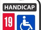 Parking Permit Templates Handicap Parking Permits