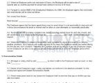 Part Time Employment Contract Template Free Part Time Employment Contract Agreement Employers
