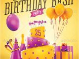 Party Invitation Flyer Templates Best Of Birthday Flyer Templates Free and Premium Flyer