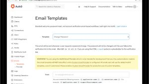 Password Change Email Template Change Users 39 Passwords