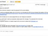 Password Change Email Template the Pain Of Password Reset In Express
