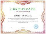 Patent Certificate Template Patent Certificate Template