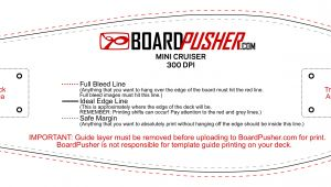 Penny Board Template How to Build A Penny Board Modern Builds