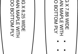 Penny Board Template Longboard Cruiser Template Www Pixshark Com Images