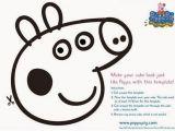 Peppa Pig Cake Template Free 39 Best Peppa Pig Images On Pinterest Birthdays