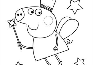Peppa Pig Drawing Templates Peppa Pig 64 Dessins Animes Coloriages A Imprimer