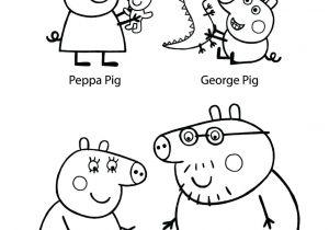 Peppa Pig Drawing Templates Peppa Pig Drawing Template
