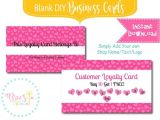 Perfectly Posh Business Card Template Diy Perfectly Posh Polka Dot Business Card Design Blank