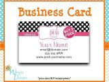 Perfectly Posh Business Card Template Perfectly Posh Business Card Direct Sales by Weeziesdesigns