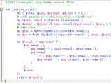 Perl Script Template How to Write A Perl Script that Contains Two Packages