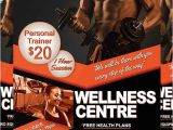 Personal Training Flyer Templates Free 51 Printable Fitness Flyers Psd Eps Word formats