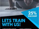Personal Training Flyer Templates Free Customize 1 980 Fitness Poster Templates Postermywall