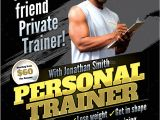 Personal Training Flyer Templates Free Personal Trainer Flyer by Inddesigner Graphicriver