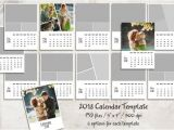 Personalized Photo Calendar Template 2018 Calendar Template 5×7 Personalized Calendar Pocket