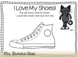 Pete the Cat Shoe Template Mrs Bremer 39 S Class Pete the Cat