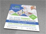 Pharmacy Flyer Template Free Pharmacy Flyer Template Vol 4 by Owpictures Graphicriver