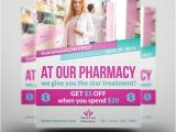 Pharmacy Flyer Template Free Printable Pharmacy Flyer Flyer Template Flyer Editable