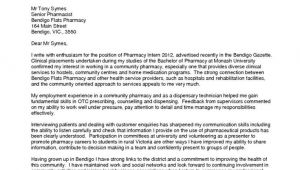 Pharmacy Student Cover Letter 1000 Images About Resume Examples On Pinterest Career