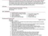 Pharmacy Student Resume Objective Pharmacist Objectives Resume Objective Livecareer