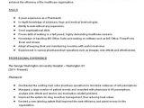 Pharmacy Student Resume Objective Pharmacist Resume Sample Limeresumes